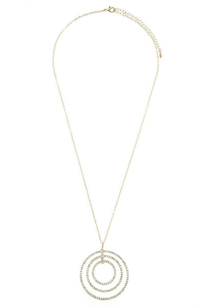 Sparkle Dream Necklace - Gold
