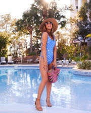 30A Bound Star One Piece Swimsuit