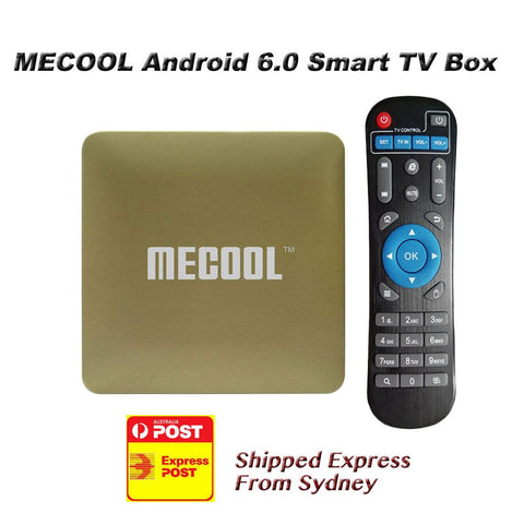 Android Smart TV box Quad Core  HM8 S905x/1G Ram/8g