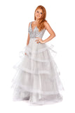 Paris - Full Tulle Ball Gown