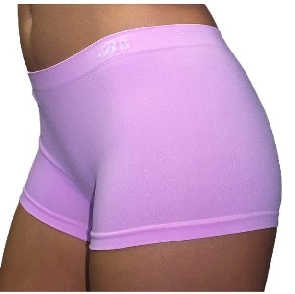 Bridget's Beauties Hipster Boxers - Candy Pink