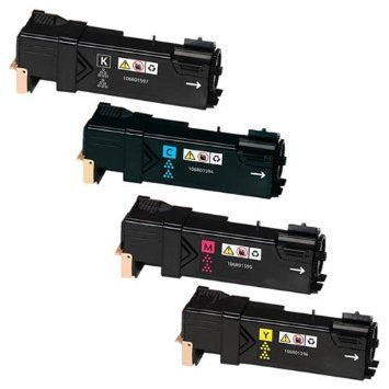 Xerox 106R01594/95/96/97 Set Black / Cyan / Magenta / Yellow  compatible toner - Buy Direct!