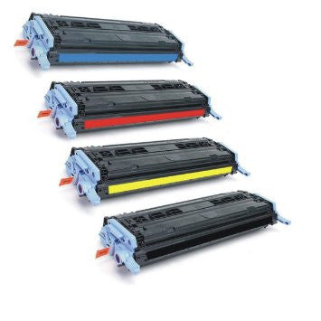 HP 124A compatible toner Combo Set designed for HP - Buy Direct!