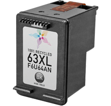Compatible HP 63XL ( F6U64AN ) High Yield Ink Cartridge Black