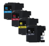Brother LC-103 Set   compatible ink - Buy Direct!