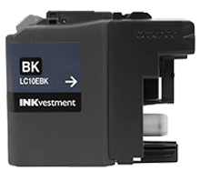 Brother LC-10EBK Black compatible ink - Buy Direct!