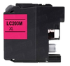 Brother LC-203M Magenta compatible ink - Buy Direct!