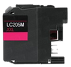 Brother LC-205M Magenta compatible ink - Buy Direct!