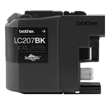Brother LC-207BK Black compatible ink - Buy Direct!