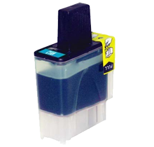 Brother LC-41C Cyan compatible ink - Buy Direct!