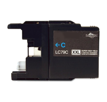 Brother LC-79C Cyan compatible ink - Buy Direct!