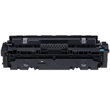 Compatible Canon 046H High Yield Laser Toner Cartridge Cyan (1253C001)