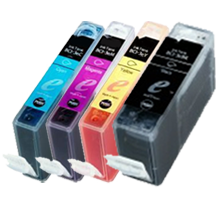 Canon BCI-3E Set   compatible ink - Buy Direct!