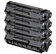 Canon FX9 compatible toner 4-pack designed for Canon - Buy Direct!