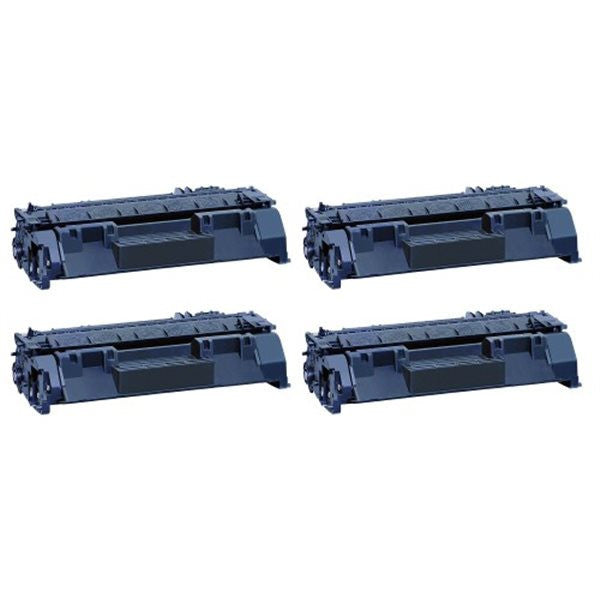 HP CE505A compatible toner 4-pack designed for  HP - Buy Direct!