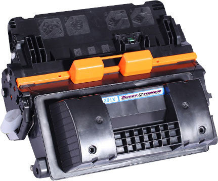 HP CF281X (81X) Compatible Toner Cartridge designed for HP- Buy Direct!