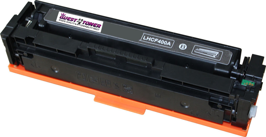 HP CF400A (201A) Compatible Toner Cartridge designed for HP- Buy Direct!