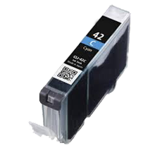 Canon CLI-42C Cyan compatible ink - Buy Direct!