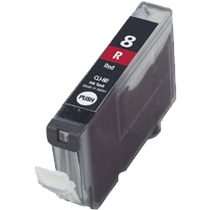Canon CLI-8R  compatible ink - Buy Direct!