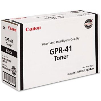 Original GPR41 Genuine Canon Toner Cartridge (OEM) Black- Buy Direct!