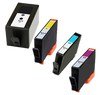 HP 934XL/935XL (C2P23AN/24/25/26) Set High Yield Compatible ink - Buy Direct!