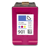 Compatible HP 901 Tri-Color -Ink  (CC656AN)