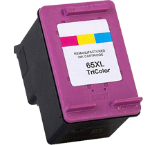 Compatible HP 65XL N9K03AN Tri-Color Ink Cartridge High Yield