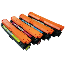 HP CE740/741/742/743 Set   compatible toner - Buy Direct!