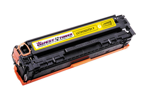 Canon 131Y Yellow compatible toner - Buy Direct!