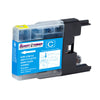 Brother LC-75C Cyan compatible ink - Buy Direct!