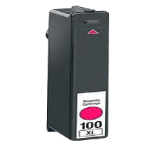 Lexmark 100XLM Magenta compatible ink - Buy Direct!