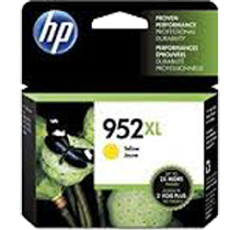 Original HP 952XL (LS067AN ) High Yield Ink Cartridge Yellow