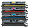 HP Q3960A/961/962/963 Set   compatible toner - Buy Direct!