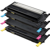 Samsung 409 (BK/C/M/Y) Set   compatible toner - Buy Direct!