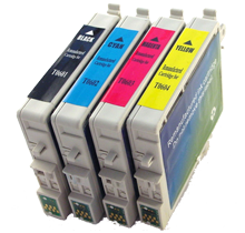 Epson T060 Set   compatible ink - Buy Direct!
