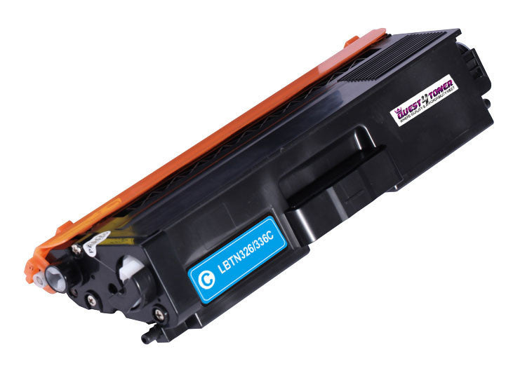 Brother TN-336C Cyan compatible toner - Buy Direct!