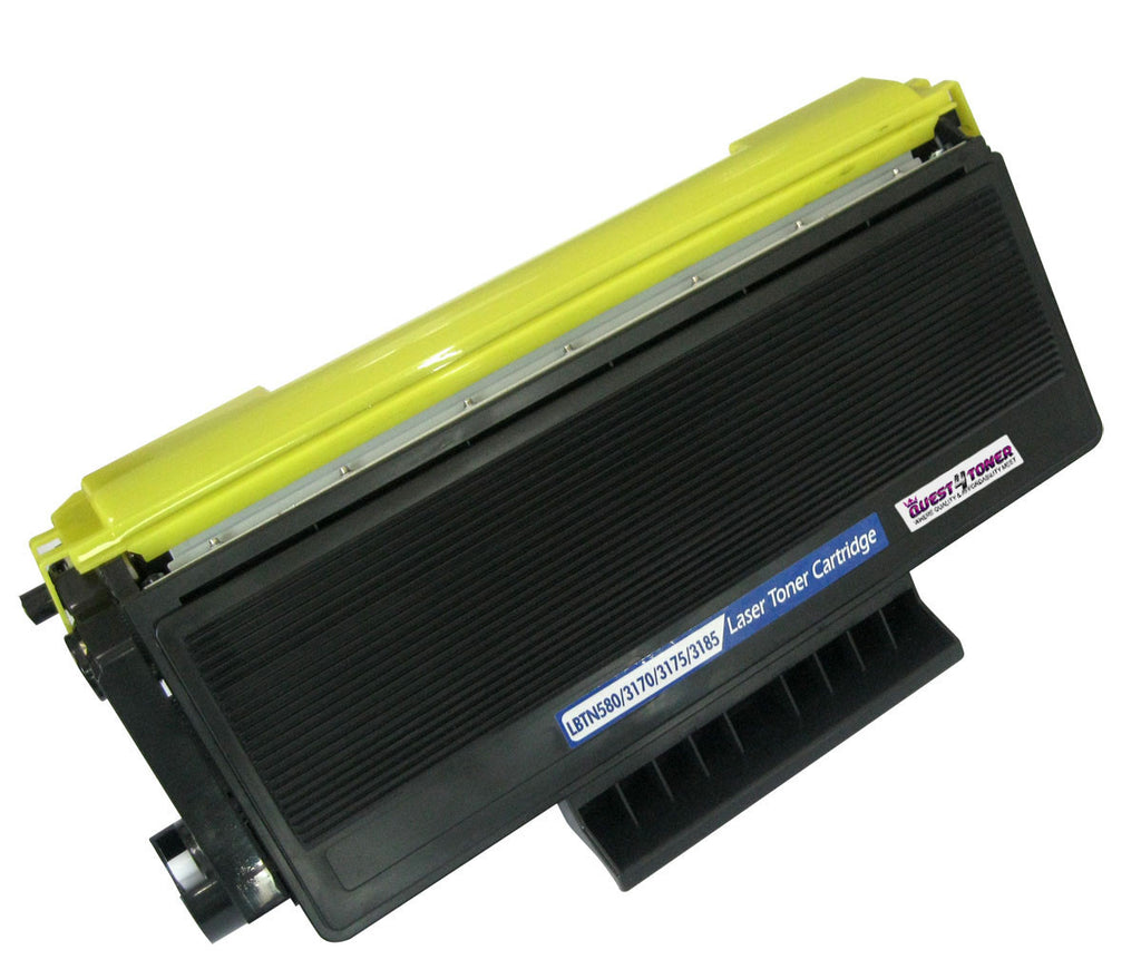 TN-650 compatible toner designed for Brother - Buy Direct!