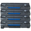 HP CE285A compatible toner 4-pack designed for HP - Buy Direct!