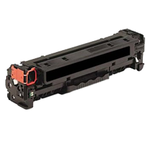Compatible HP 312X Black  Toner Cartridge - High Yield (CF380X)
