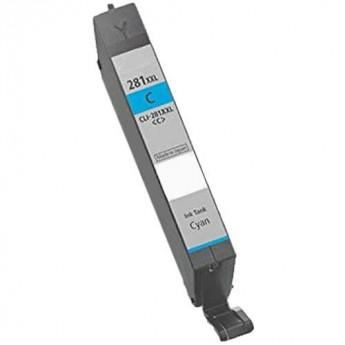 Compatible Canon CLI-281XXL Cyan Ink