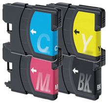Brother LC-65 Set   compatible ink - Buy Direct!