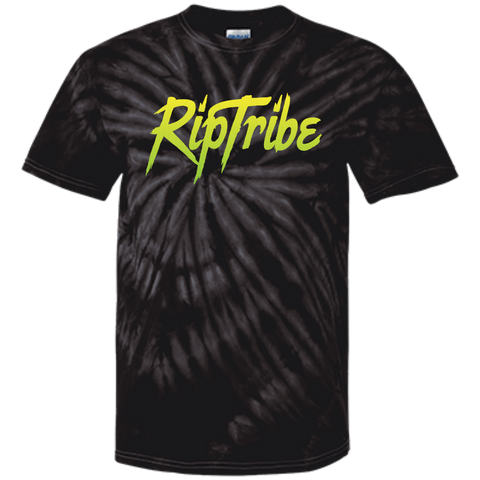 Men's/Ladies Unisex RipTribe 100% Cotton Tie Dye T-Shirt