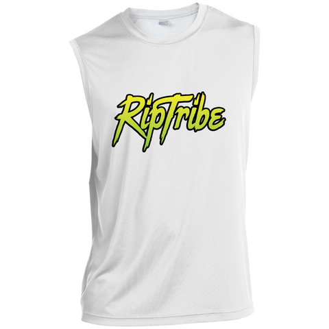 RipTribe  Men's RipTribe Sleeveless Performance T-Shirt