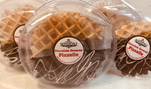 Load image into Gallery viewer, Chocolate-dipped Pizzelles