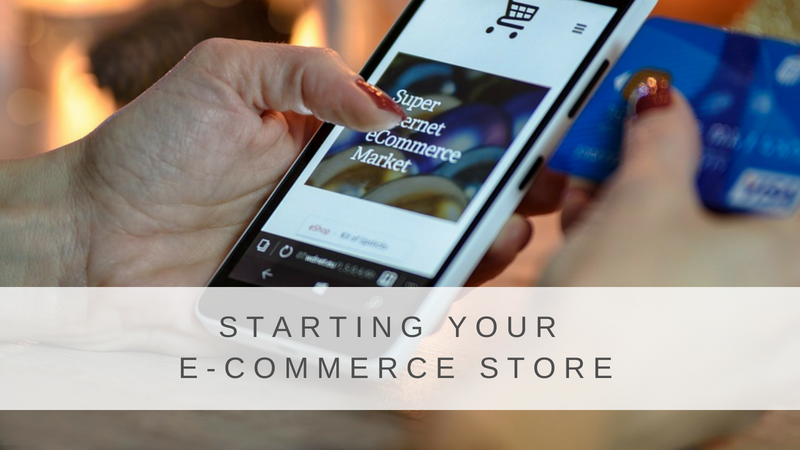 5 Things To Prep Before Starting Your E-Commerce Store