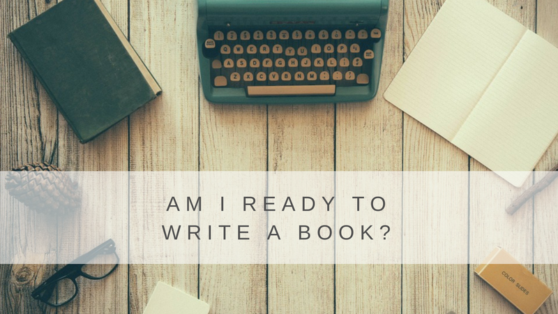 Am I Ready to Write a Book?