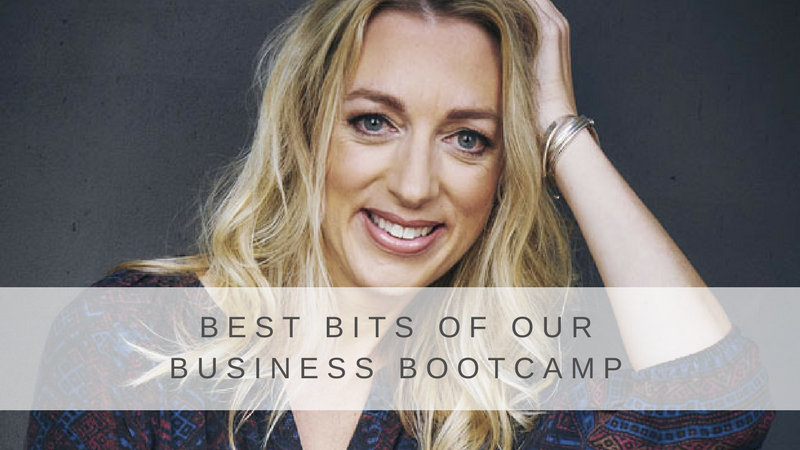 Best Bits of Our Business Bootcamp