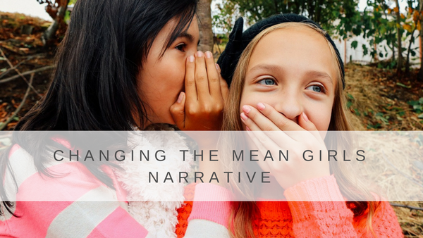 Changing the Mean Girls Narrative (or Why I Co-Lead Mamas & Co.)