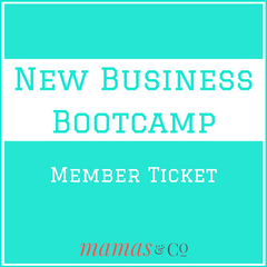New Business Bootcamp