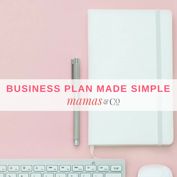 Webinar: Business Plan Made Simple